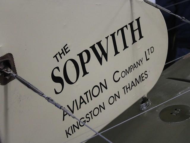 The Sopwith Aviation Company Ltd.