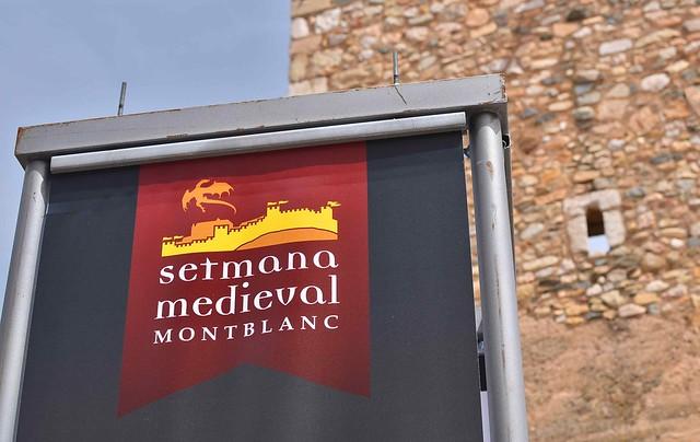 Montblanc Setmana Medieval