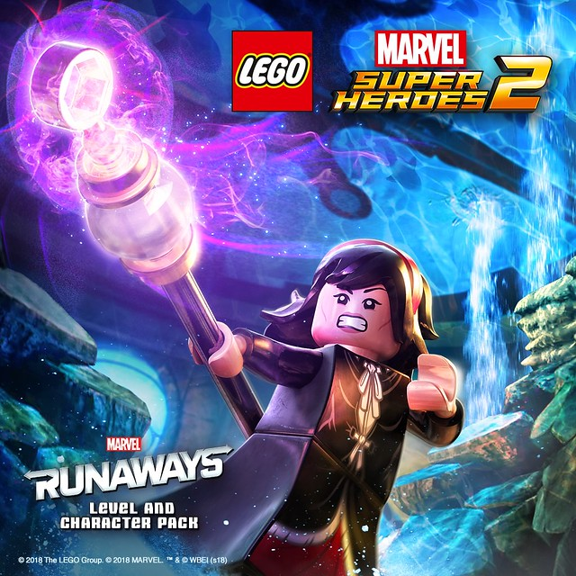 LEGO Marvel Super Heroes 2 Runaways DLC