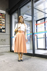 Coral long skirt_2_End