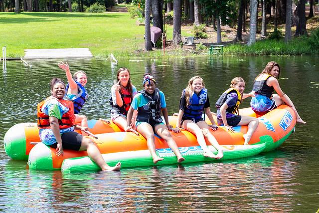 2018 Teen Camp | Camp Robinson