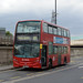 Arriva London T237 (LJ61LLM) on DLR Rail Replacement