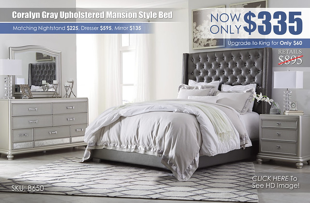 Coralyn Gray Upholstered Bed_B650-31-136-78-76-93-Q755