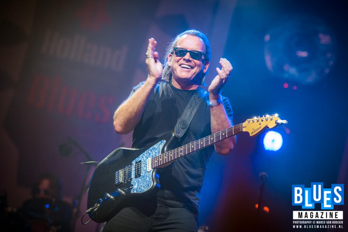 Tommy Castro @ Holland International Blues Festival 2018 Grolloo