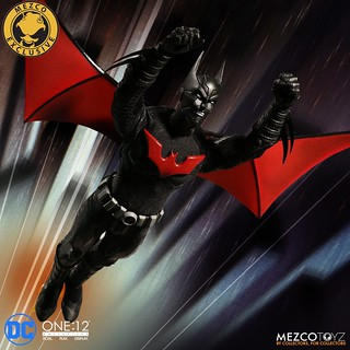 MEZCO One:12 Collective Batman Beyond from DC Comics (SDCC 2018 Exclusive)