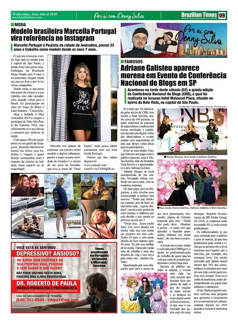 Jornal Brazilian Times - 060618