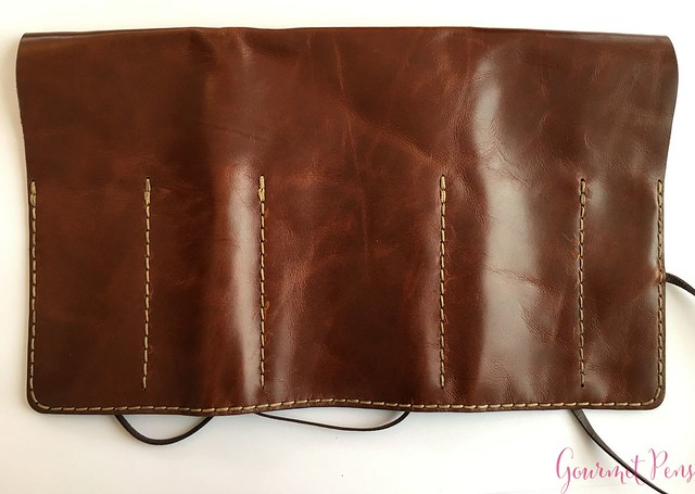 Galen Leather Tool Wrap Review @Galen_Leather 16