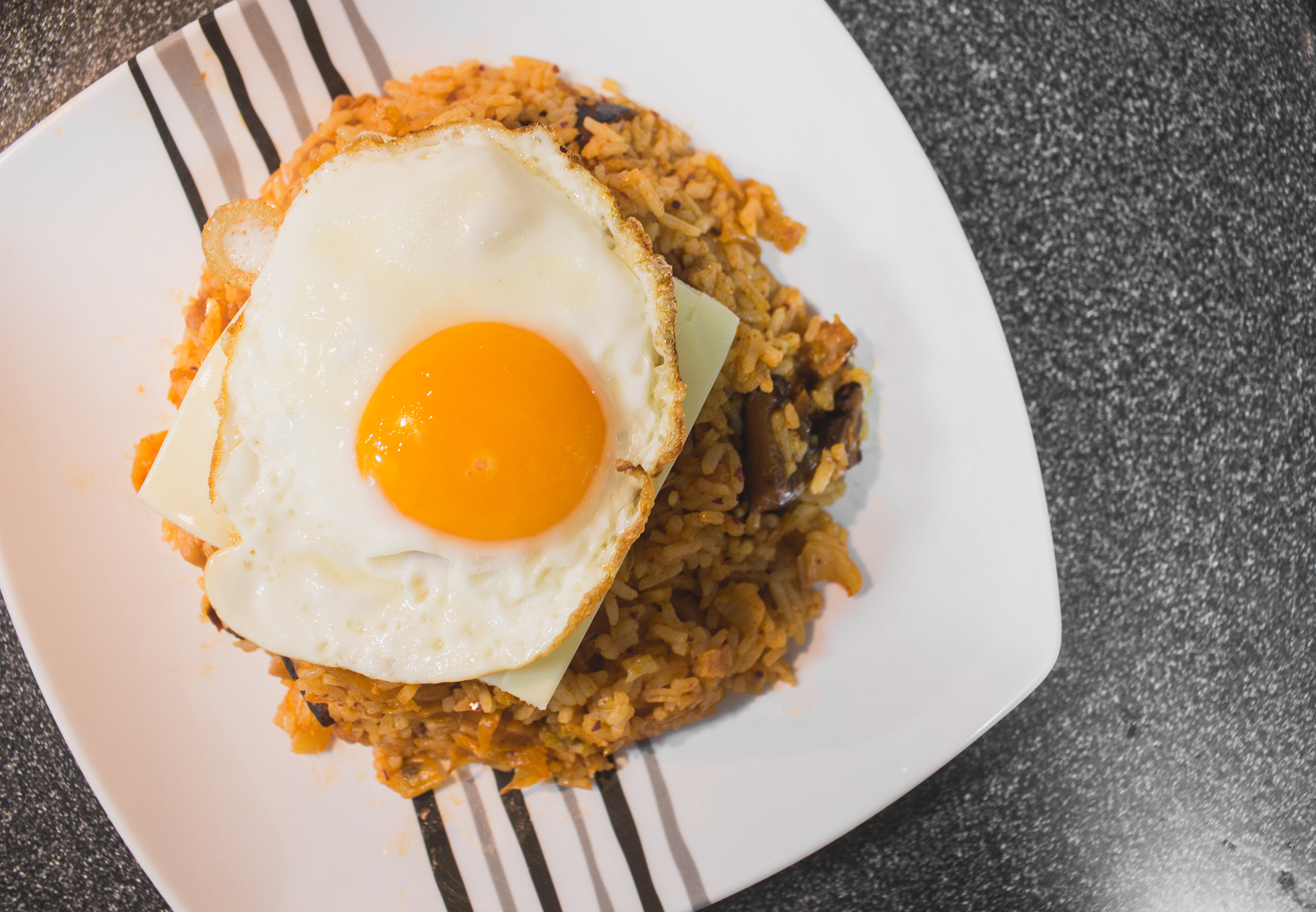 Kimchi Fried Rice Recipe