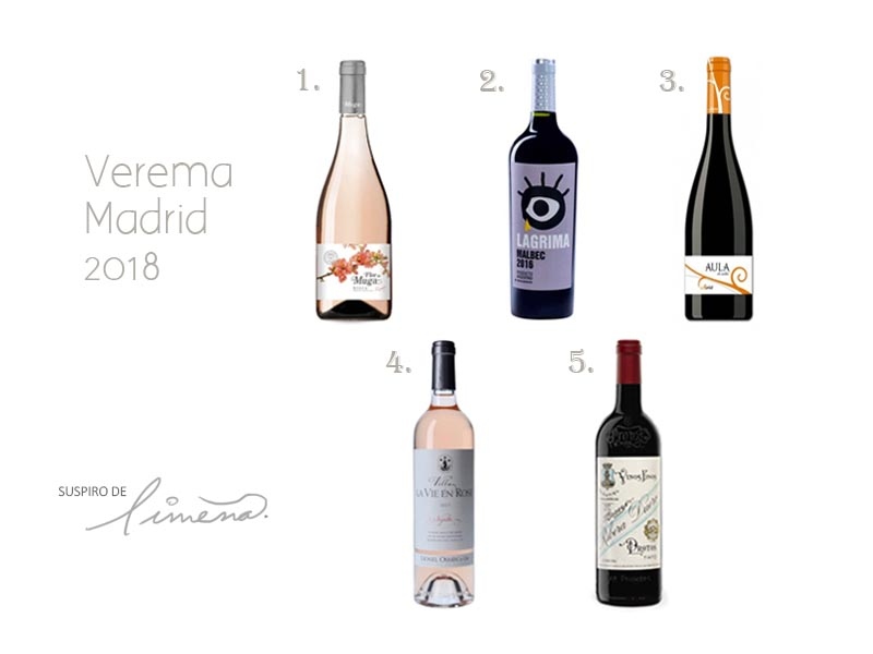 Showroom de bodegas, Verema Madrid 2018