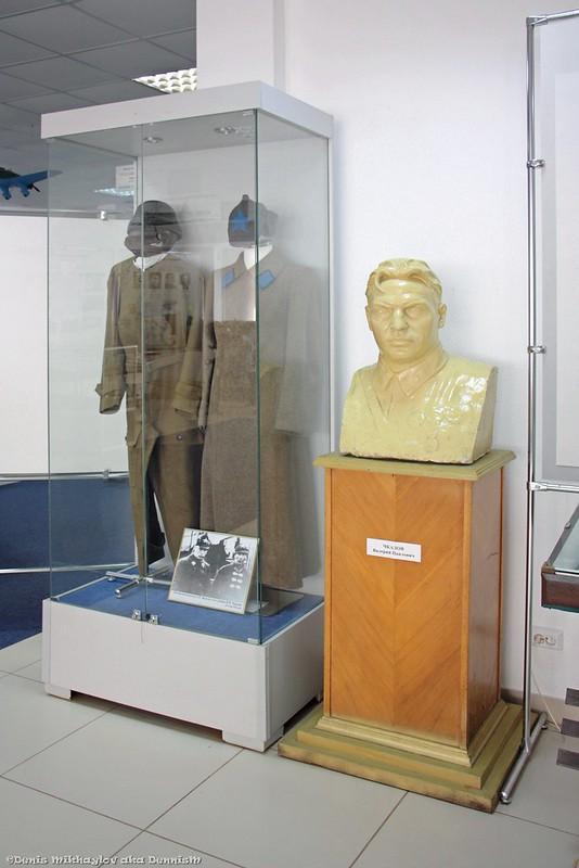 Центральный музей ВВС, Монино.