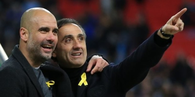 Pep Guardiola Ditinggal Pergi Oleh Asisten Manajernya Sendiri
