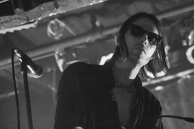Cold Cave @ Black Cat, Washington DC, 06/16/2018