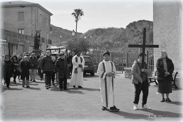 Processione Gesù Morto e l'Addolorata 2018