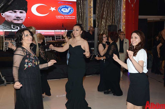 ÇYDD Türk Sanat Müziği Topluluğu Banana Beach Hotel konser