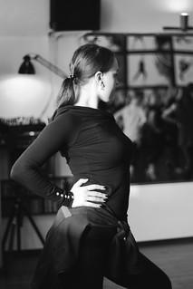 Polina Teleshova latin dance masterclasses - Tallinn / DanceAct