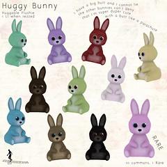 Huggy Bunny