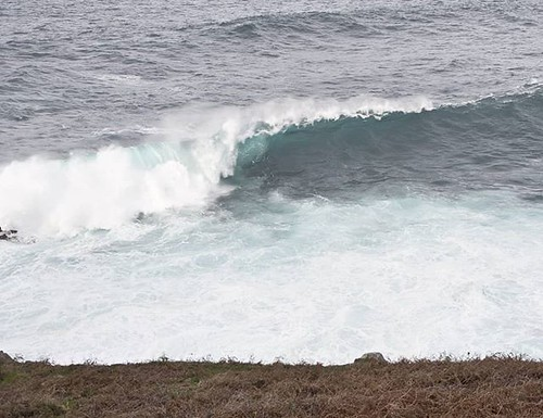 El mar, hermoso y a la vez peligroso. #waves #ondas #olas #Coruña #olympus #olympusomd #mar #océano #ocean #galicia #galifornia