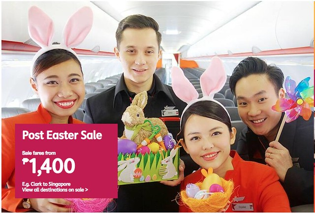 Post Easter Sale Jetstar Promo