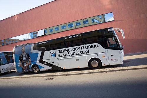 4. semifinále - ACEMA Sparta Praha vs. Technology Florbal Mladá Boleslav