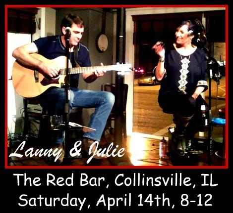 Lanny & Julie 4-14-18