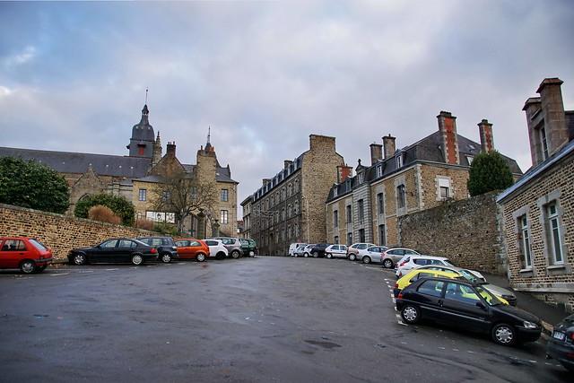 Rue Porte Saint-Léonard