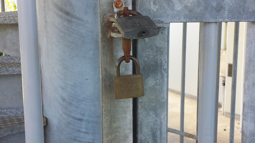 Locked Viewing Platform