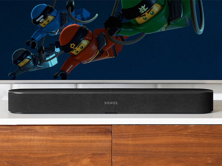 De bioscoopervaring bij je thuis met Sonos Beam
