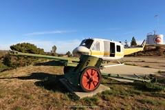 LACoFD Bell UH-1 @ Malibu
