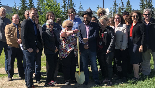 New community centre for families in Calgary