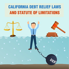 California Debt Relief Laws