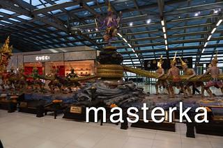 スワンナプーム空港1