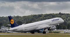 D-AIRE Lufthansa Airbus A321