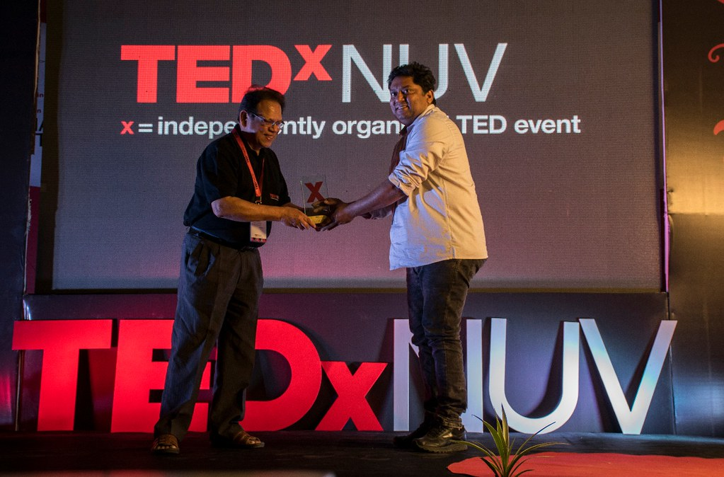 TEDxNUV
