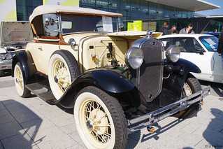 1931 Ford Modell A Roadster Deluxe _a