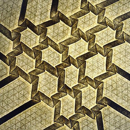 Tessellation T-est 1 (Marjan Smeijsters)