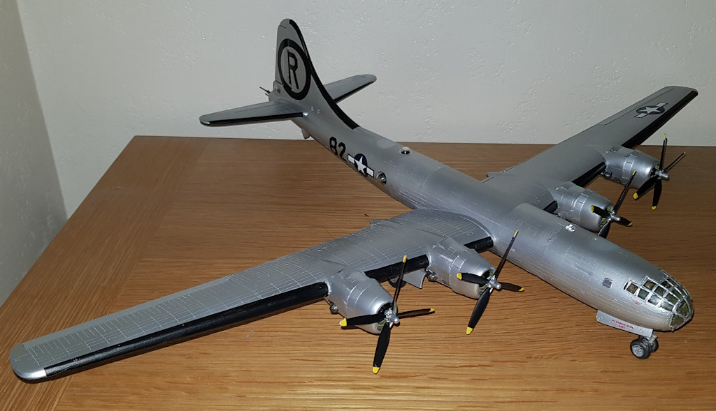 UK Airshow Review Forums • Airfix 1/72 B-29A Superfortress