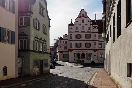 Heinrich-Roth-Platz, Dillingen an der Donau