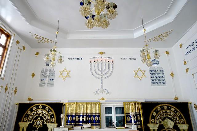 Synagogue - Bukhara, Sony DSC-RX100M3, Sony 24-70mm F1.8-2.8