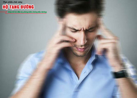 Mệt mỏi, hoa mắt, chóng mặt có thể là dấu hiệu suy thận