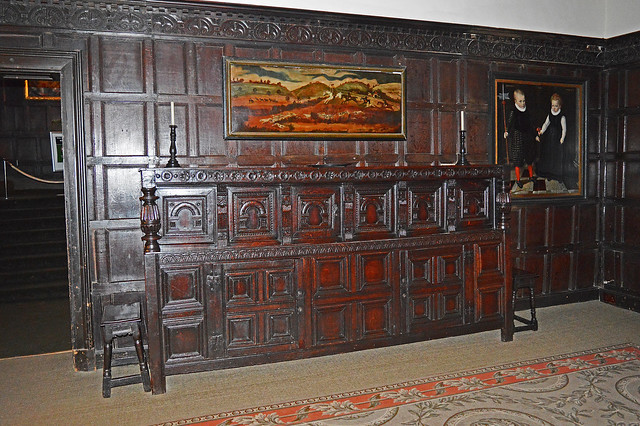 St Fagans Castle - interior