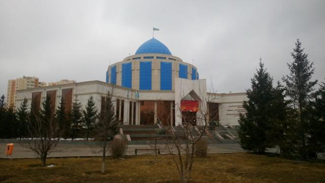 Military Museum Astana