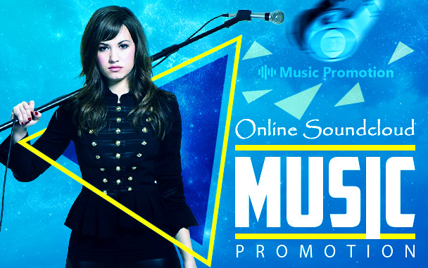 Gain Assured Popularity with Online Soundcloud Music Promo