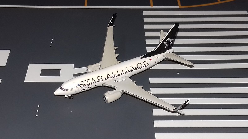 PT-TAA Star Alliance custom models - Page 34 - Wings900 Discussion