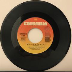 MARIAH CAREY:EMOTIONS(RECORD SIDE-B)