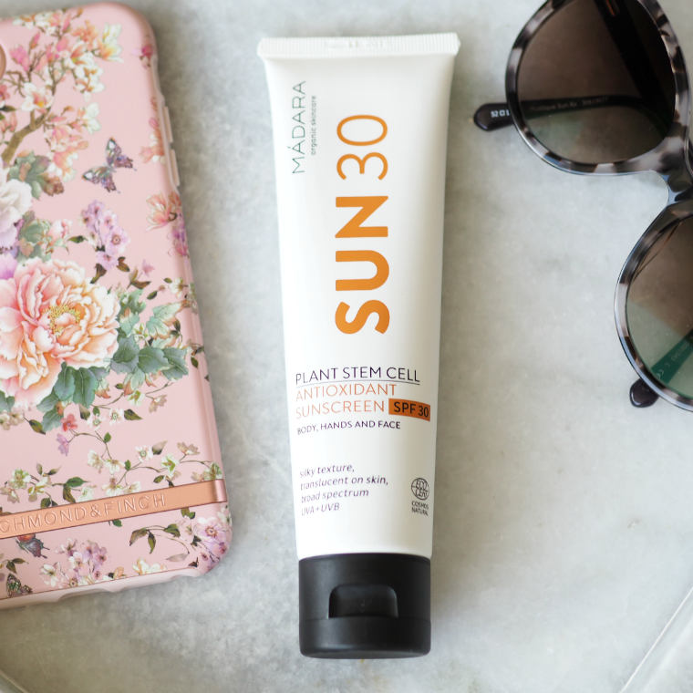 Madara Antioxidant Sunscreen SPF 30