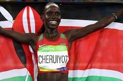 Světový rekord Pauly odolal, Londýnský maraton má překvapivou vítězku