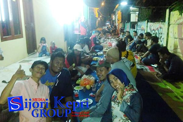 Acara Buka Bersama ALumni SMPN 257 Jakarta Timur