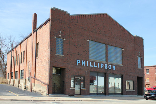 Phillipson Ford Building - Argyle, WI