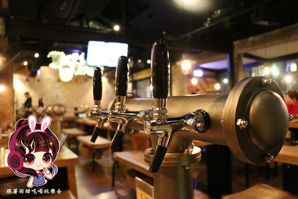 市民大道‧bEEru 啤調客精釀啤酒屋自助式拉霸啤酒069