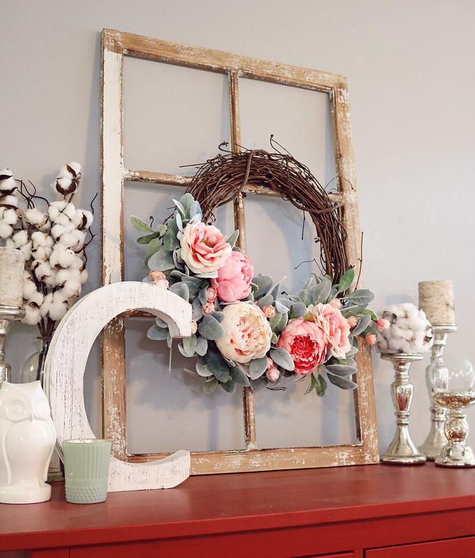 peony wreath 9